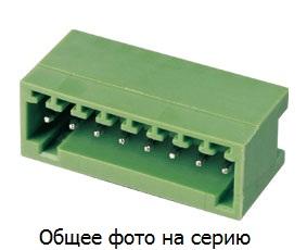 "Клеммник 8 конт. ""вилка"" шаг 2.50 мм закр., пр …"