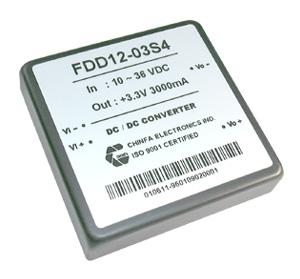 Электронный компонент FDD12-05S4
