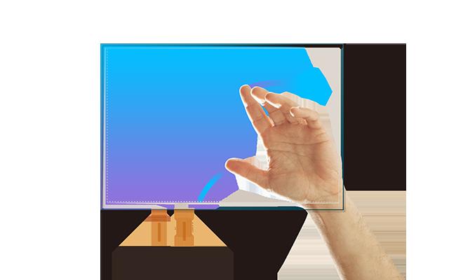 Сенсорный экран DMC DUS-121WC060A