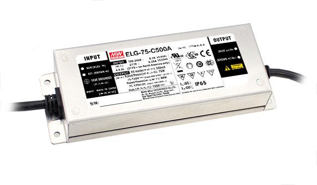 Источник питания ELG-75-C500D2