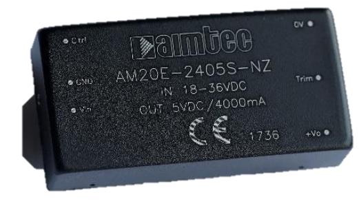 Источник питания AM20E-2405S-NZ