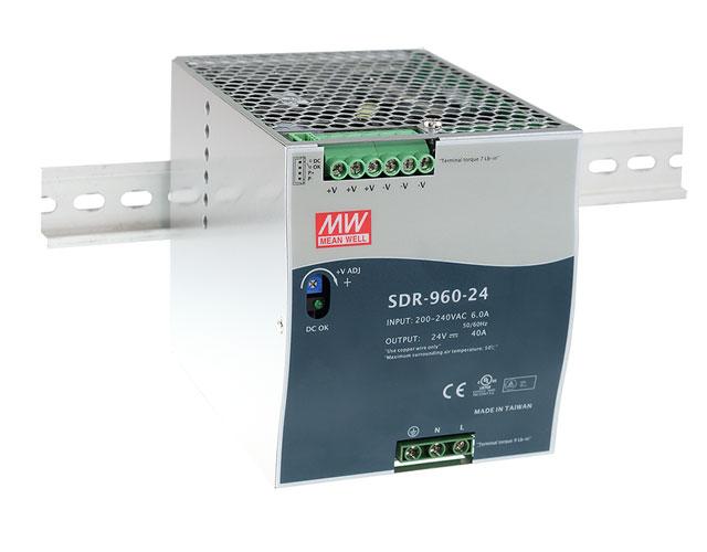 Источник питания SDR-960-24