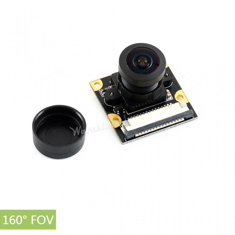 модуль камеры Waveshare IMX219-160 Camera - IMX219-160 C …