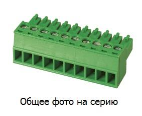 """Клеммник 3 конт. """"гнездо"""" шаг 3.81 мм EC381V-0 …"""