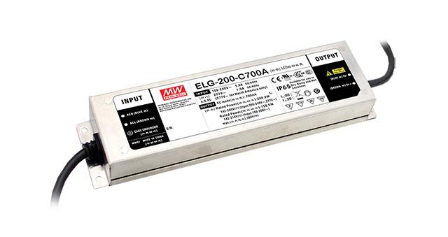 Источник питания ELG-200-C700