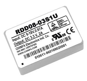 Источник питания RDD08-03S2U