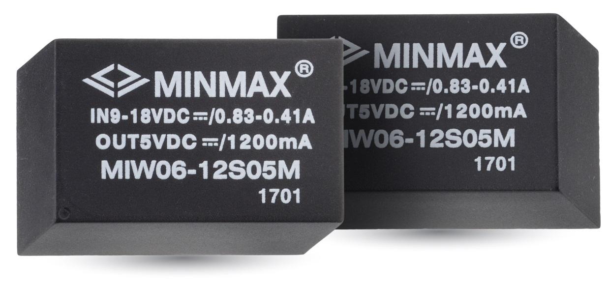 Источник питания MINMAX MIW06-12S05