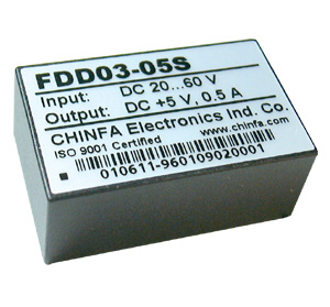 Источник питания Chinfa FDD03-05S5