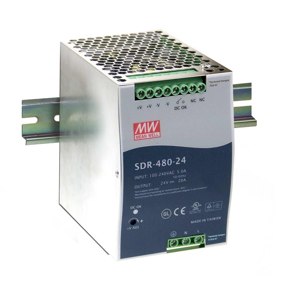 Источник питания SDR-480-24