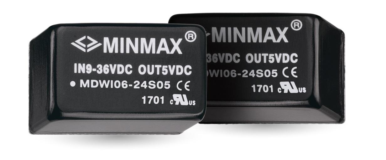 Источник питания MINMAX MDWI06-24S05