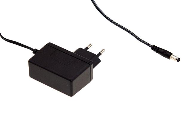 Адаптер MeanWell GSM12E15-P1J