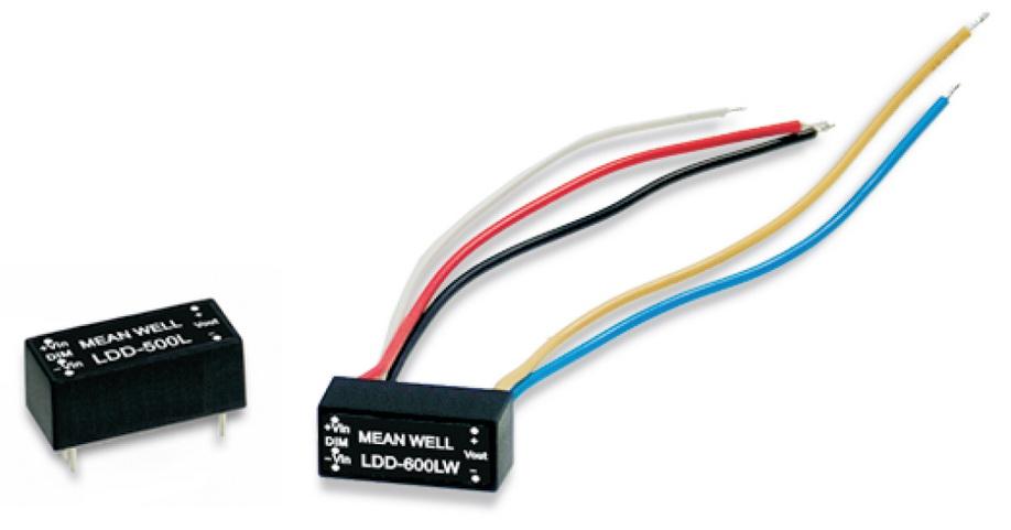 Источник питания LDD-300LW