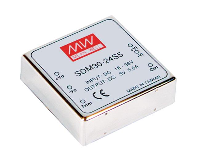 Источник питания MeanWell SDM30-24S5