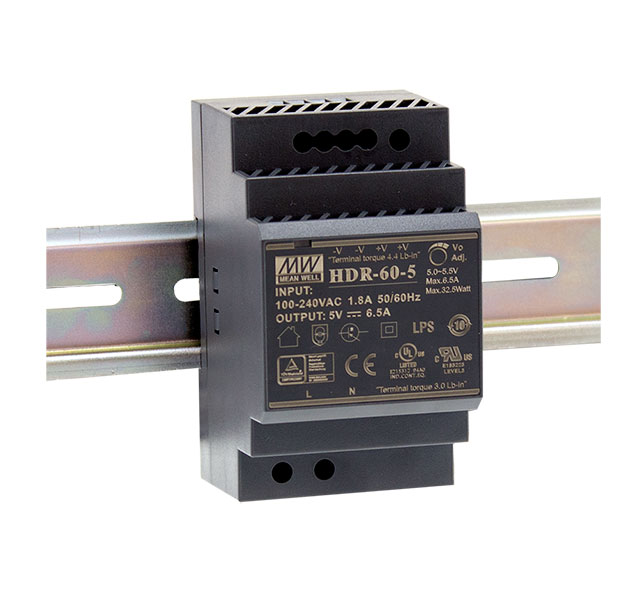 Источник питания MeanWell HDR-60-12
