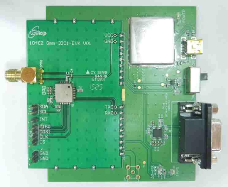 Отладочная плата Globaltop GMM-3301-EV Kit - GMM-3301-EV …