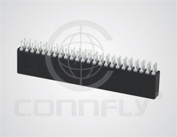Разъем PC104 64 к.(2x32) шаг 2.54 мм, верт. (Hиз.= 11.05 …