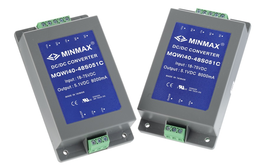 Источник питания MINMAX MQWI40-24S051C
