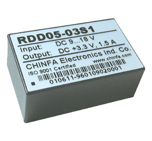 Источник питания Chinfa RDD05-05S2