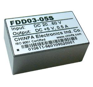 Электронный компонент FDD03-12S