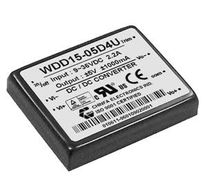 Электронный компонент WDD15-05S4U