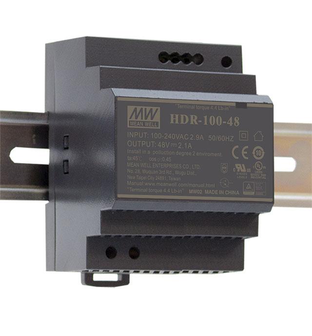 Источник питания HDR-100-24N