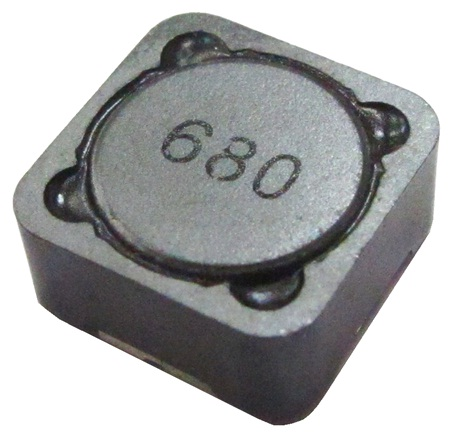Катушка индуктивности Chilisin SCDS127T-101M-N