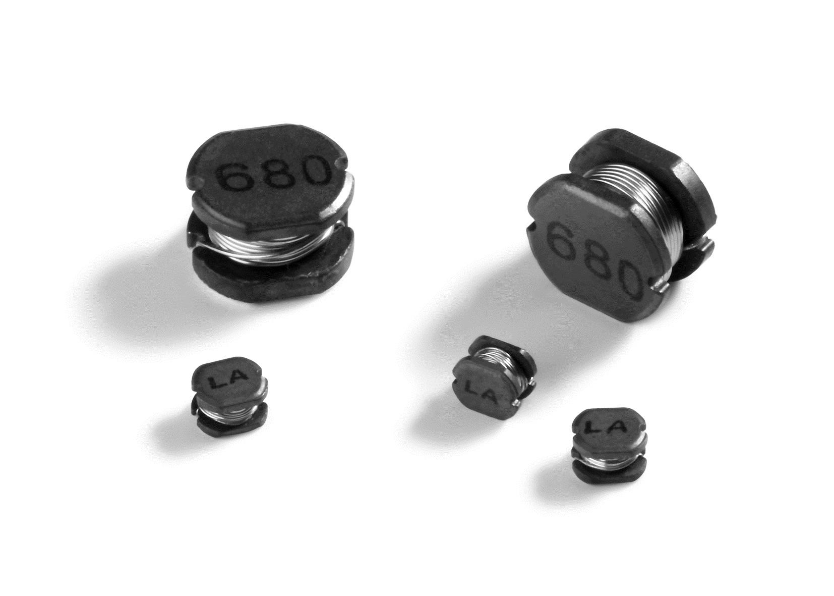 Катушка индуктивности Chilisin SCD1004T-100M-N
